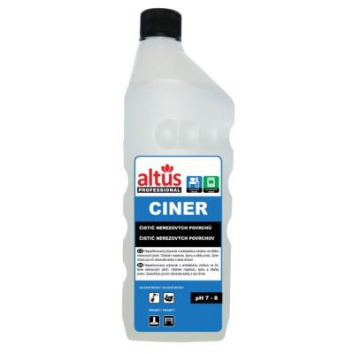 ALTUS Professional CINER čistič nerezu 1 l