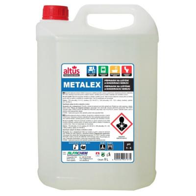 ALTUS Professional METALEX na nerez 5 l