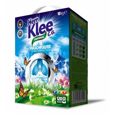 Klee Universal prací prášek 120 dávek 10 kg