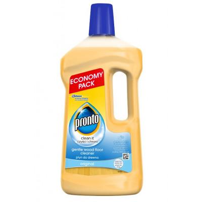 PRONTO 5v1 mýdlový čistič na dřevo 1 L