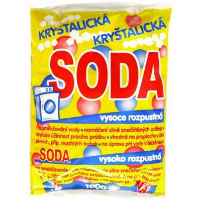 AVA krystalická soda 1 kg
