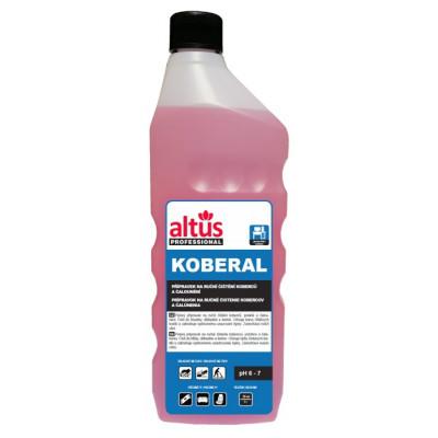 ALTUS Professional KOBERAL čistič koberců a čalounění 1 l