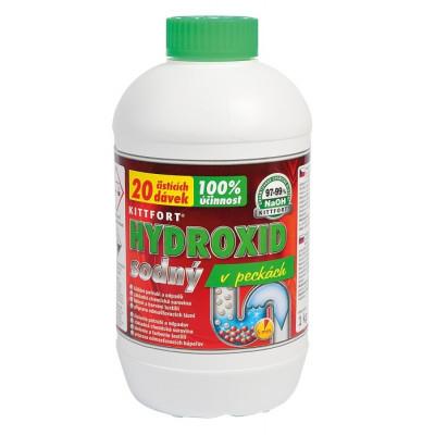 Hydroxid sodný - perly 1 kg