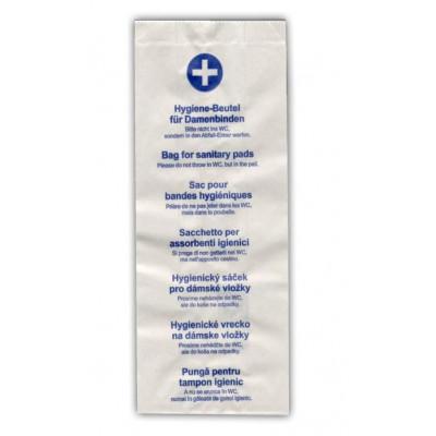 Papírové hygienické sáčky, 100 ks