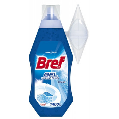 BREF WC GEL fresh Ocean, 360 ml se závěsem
