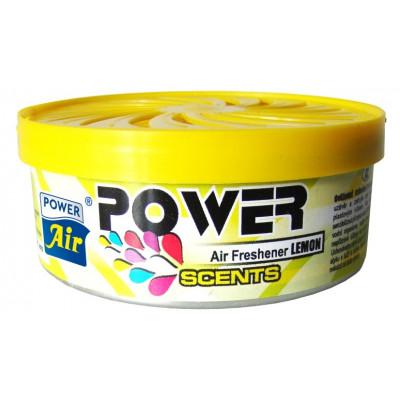 POWER AIR Power Scents Lemon osvěžovač vzduchu