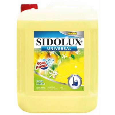 SIDOLUX Universal Fresh Lemon 5 L