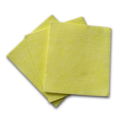 Utěrka DARA 38 x 34 cm, viskóza 110g/m2 žlutá