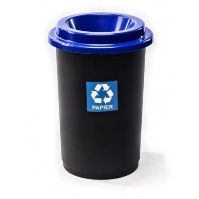Odpadkový koš ECO BIN 50 l modrý