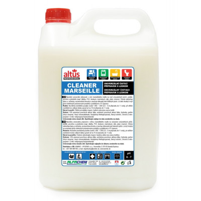 ALTUS Professional CLEANER MARSEILLE 5 L