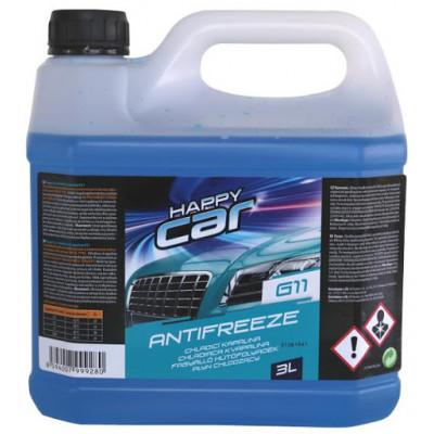 ANTIFREEZE G11 nemrznoucí směs do chladičů 3l