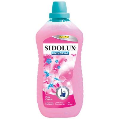 SIDOLUX Universal Pink Cream univerzální mycí prostředek 1 L