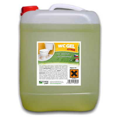 WC GEL Citrus 10l