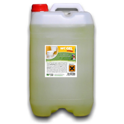 WC GEL Citrus 25l