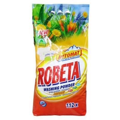 ROBETA NEW universal prací prášek 112 dávek 9 kg