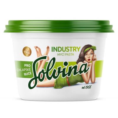 Solvina industry mycí pasta na ruce 450 g