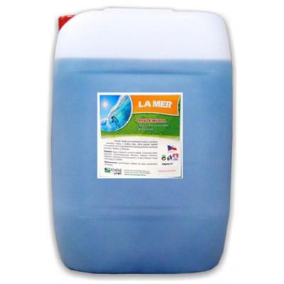 LA MER, tekuté mýdlo 25l s glycerinem s mořskou vůní