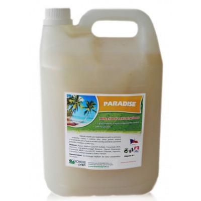 PARADISE tekuté mýdlo 5l s glycerinem a vůní exotického...