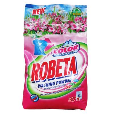 ROBETA NEW Color prací prášek 37 dávek 3 kg