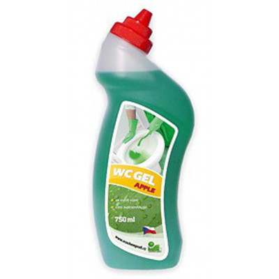 WC GEL Apple 750 ml