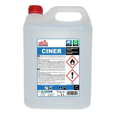 ALTUS Professional CINER čistič nerezu 5 l