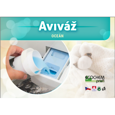 Aviváž Oceán ECOCHEM, 60 dávek, 1,5 L