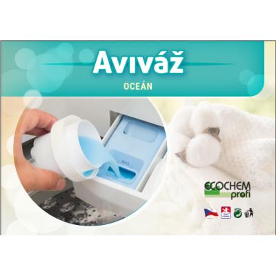 Aviváž Oceán ECOCHEM, 1000 dávek, 25 L