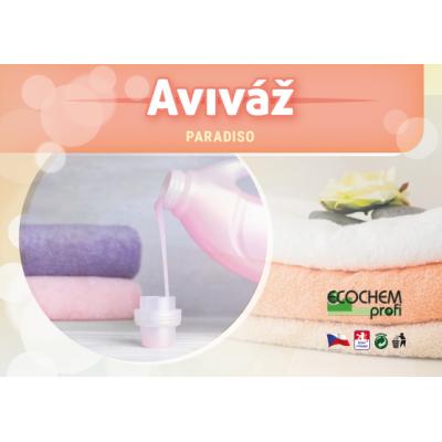Aviváž Paradiso ECOCHEM, 120 dávek, 3 L
