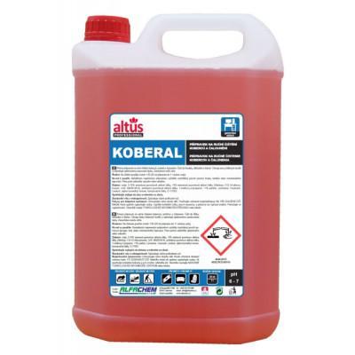 ALTUS Professional KOBERAL čistič koberců a čalounění 5 l