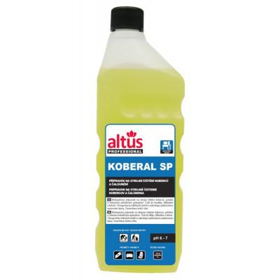 ALTUS Professional KOBERAL SP na strojní čištění koberců...